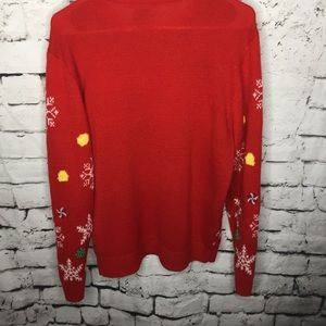 party sweater Sweaters - Funny Ugly Party Christmas Sweater Gingerbread Men